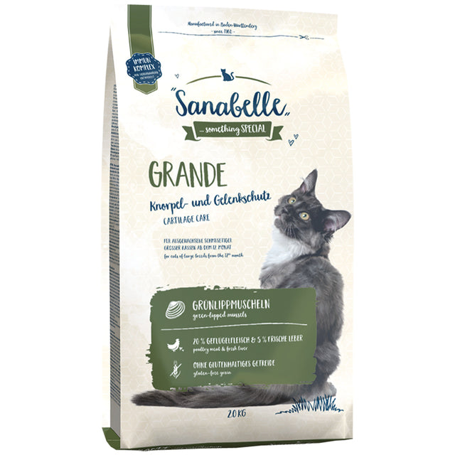 28% OFF: Sanabelle® Grande Formula Dry Cat Food (2 sizes)