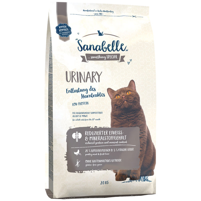 20% OFF: Sanabelle® Urinary Formula Dry Cat Food (2 sizes)
