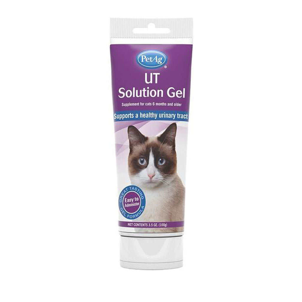 PetAg® UT Solution Gel Supplement for Cats (99g)