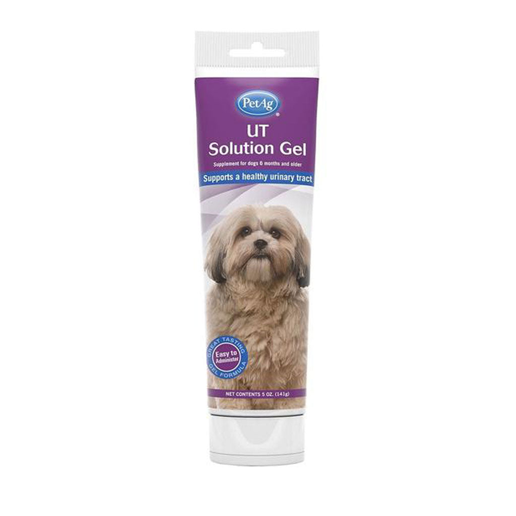 PetAg® UT Solution Gel Supplement for Dogs (141g)