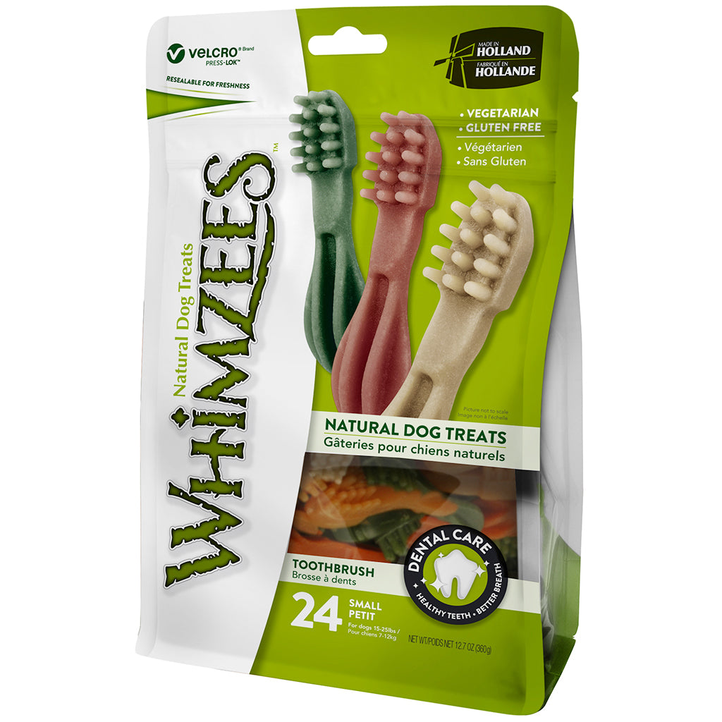 BUY 2 FREE 1 [SAVER]: Whimzees® Natural Dental Chews - 3 Shapes & Sizes