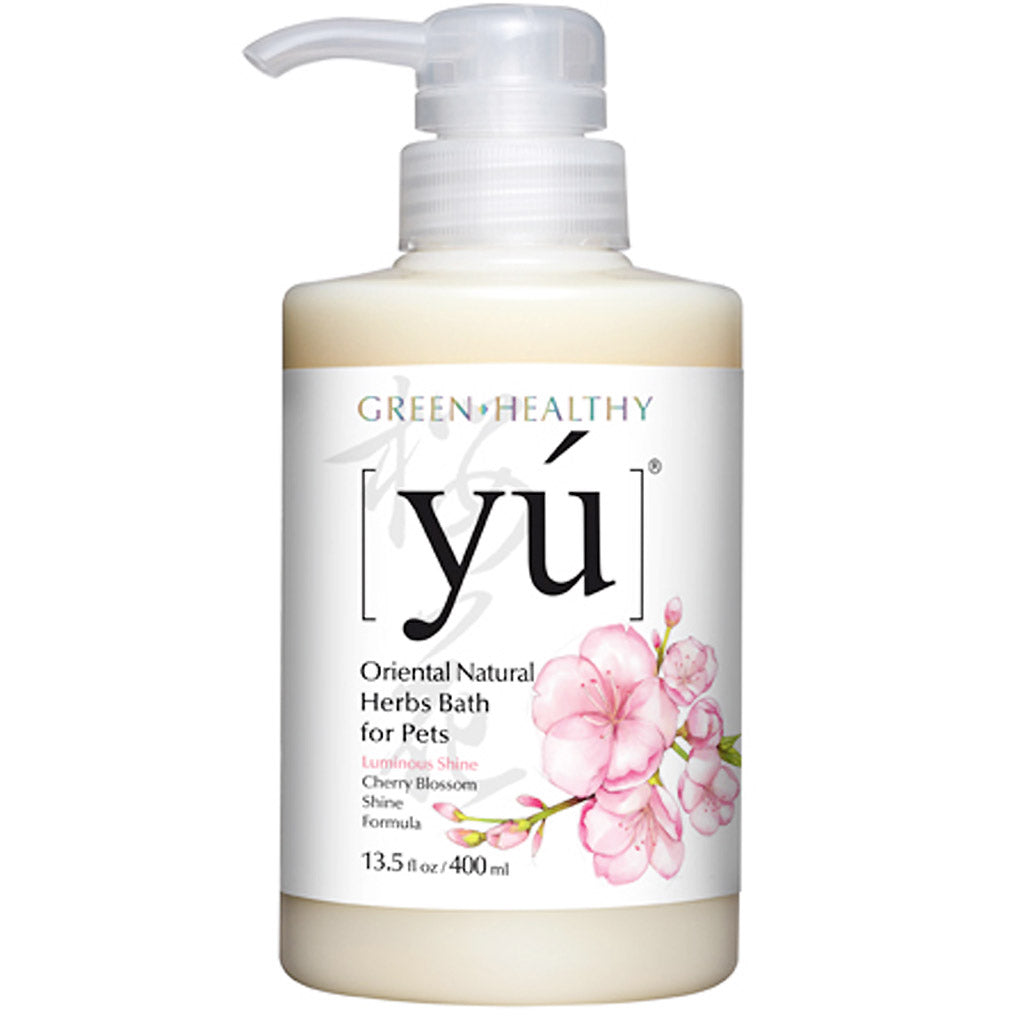 20% OFF: YU® Cherry Blossom Shine Formula Pet Shampoo (2 Sizes)