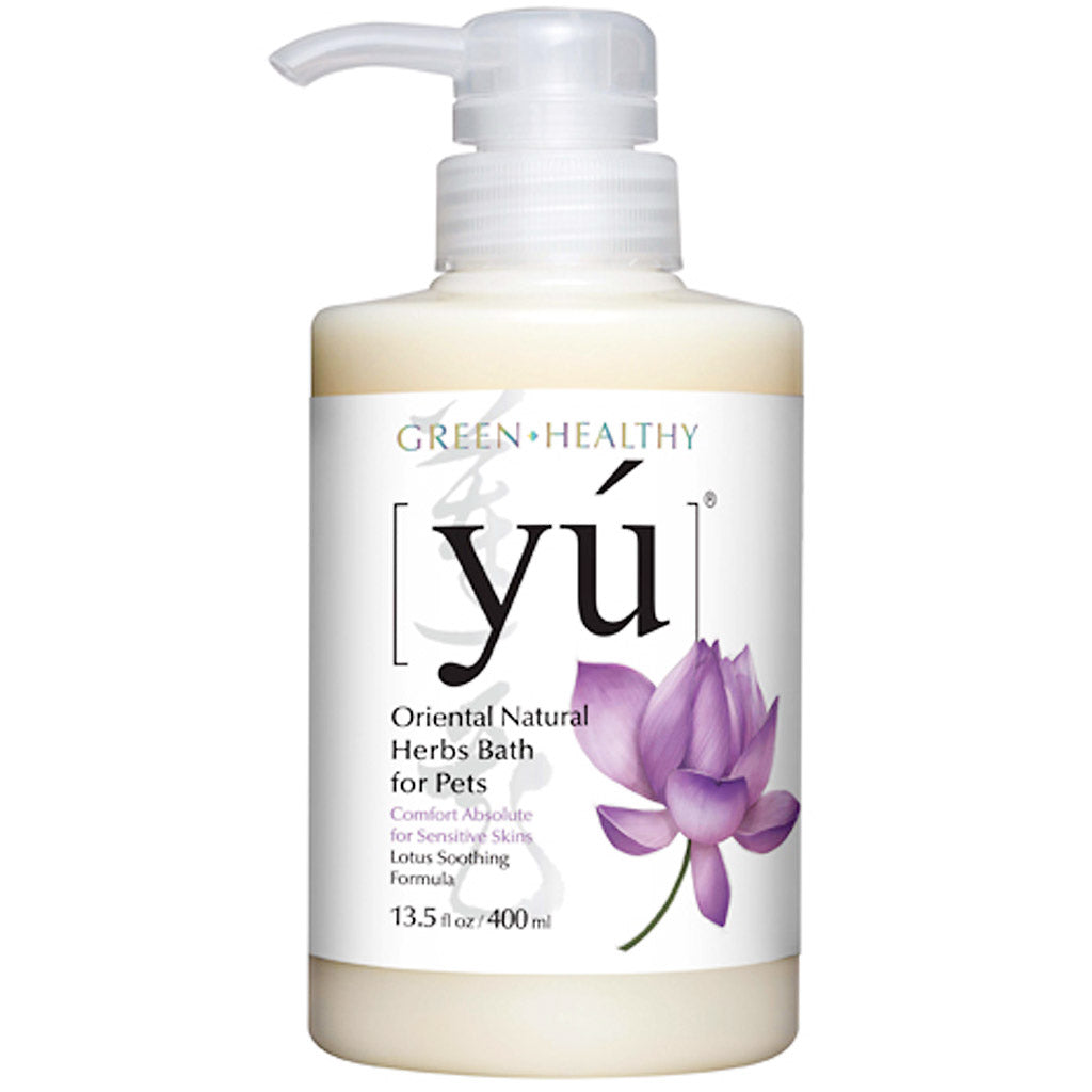 20% OFF: YU® Lotus Soothing Formula Pet Shampoo (2 Sizes)