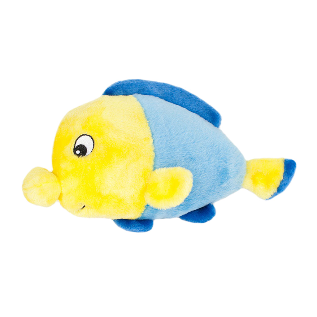 ZippyPaws® Grunterz Finn the Fish Dog Toy