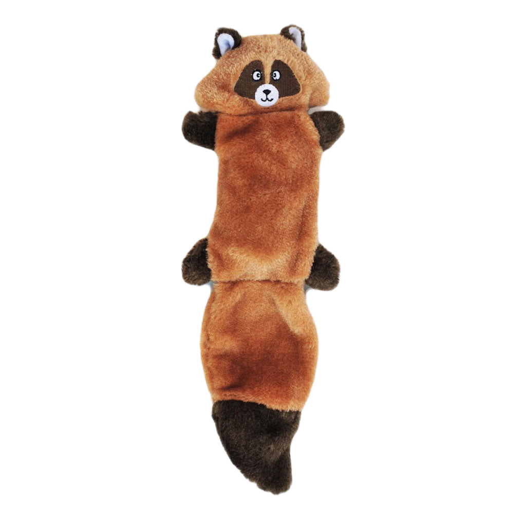 ZippyPaws®  Zingy - Raccoon Dog Toy