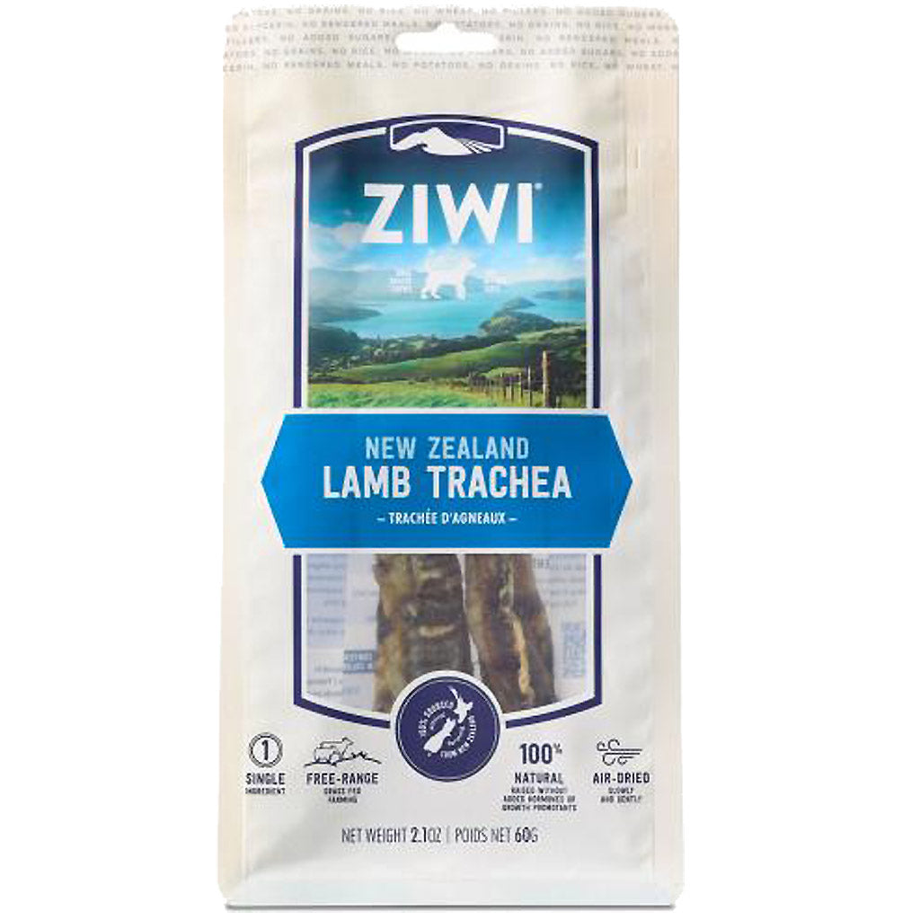 2 FOR $35 [SALE]: Ziwi Peak® Premium Lamb Trachea Dog Chews 60g
