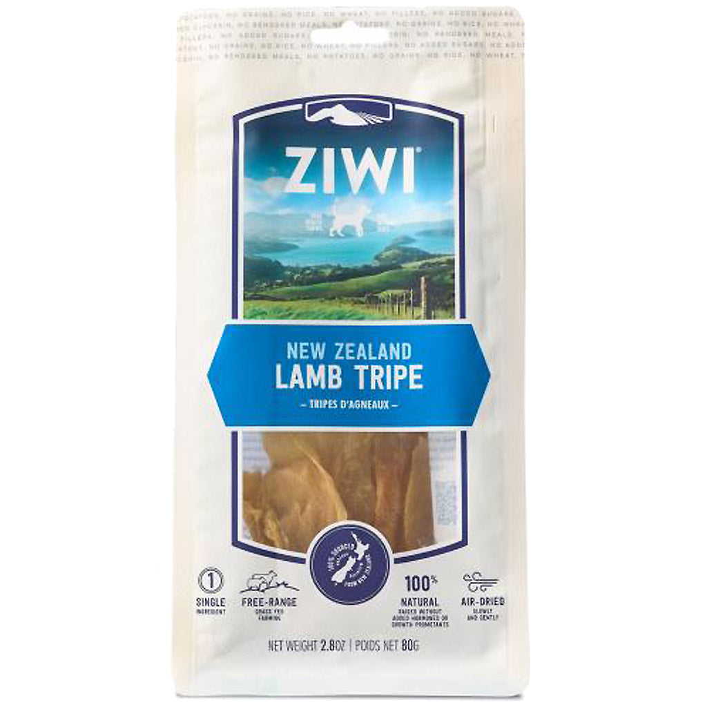 2 FOR $35 [LAUNCH]: Ziwi Peak® Premium Lamb Tripe Dog Chews 80g