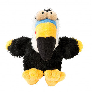 10% OFF: FuzzYard® Bam the Toucan Plush Dog Toy (2 sizes)