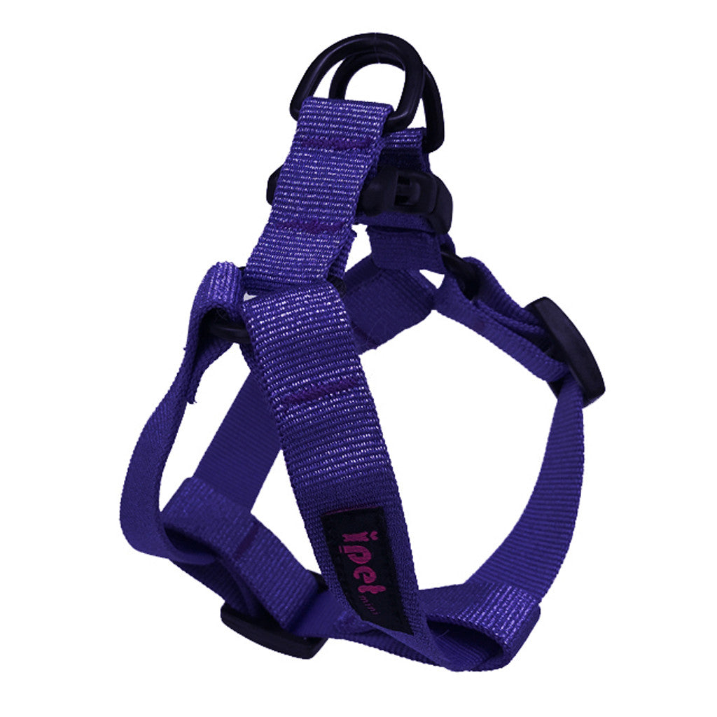 40% OFF: Ipet Mini® Bling Collection Dog & Cat Harness - Purple (2 sizes)