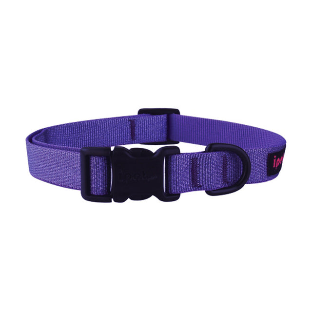 40% OFF: Ipet Mini® Bling Collection Dog & Cat Collar (Purple)