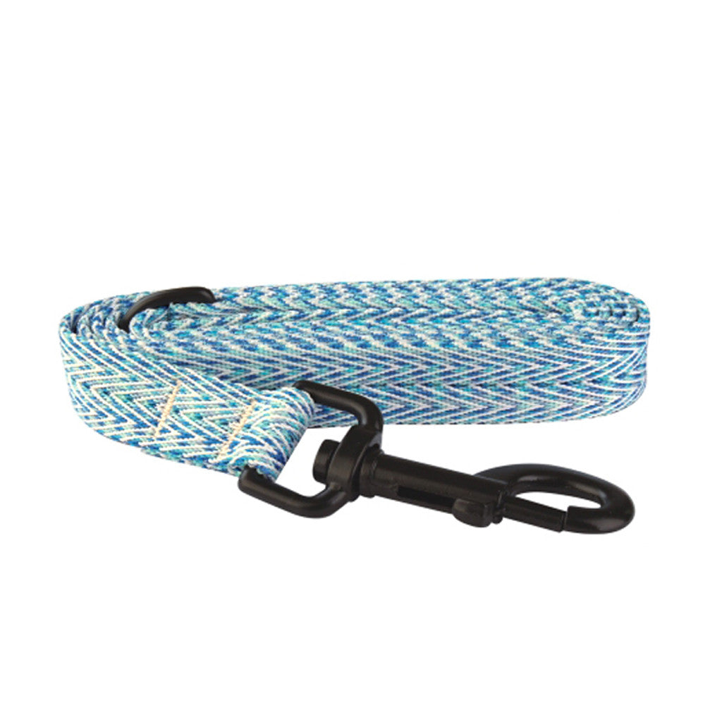 40% OFF: Ipet Mini® Herringbone Collection Dog & Cat Leash (Blue & White)