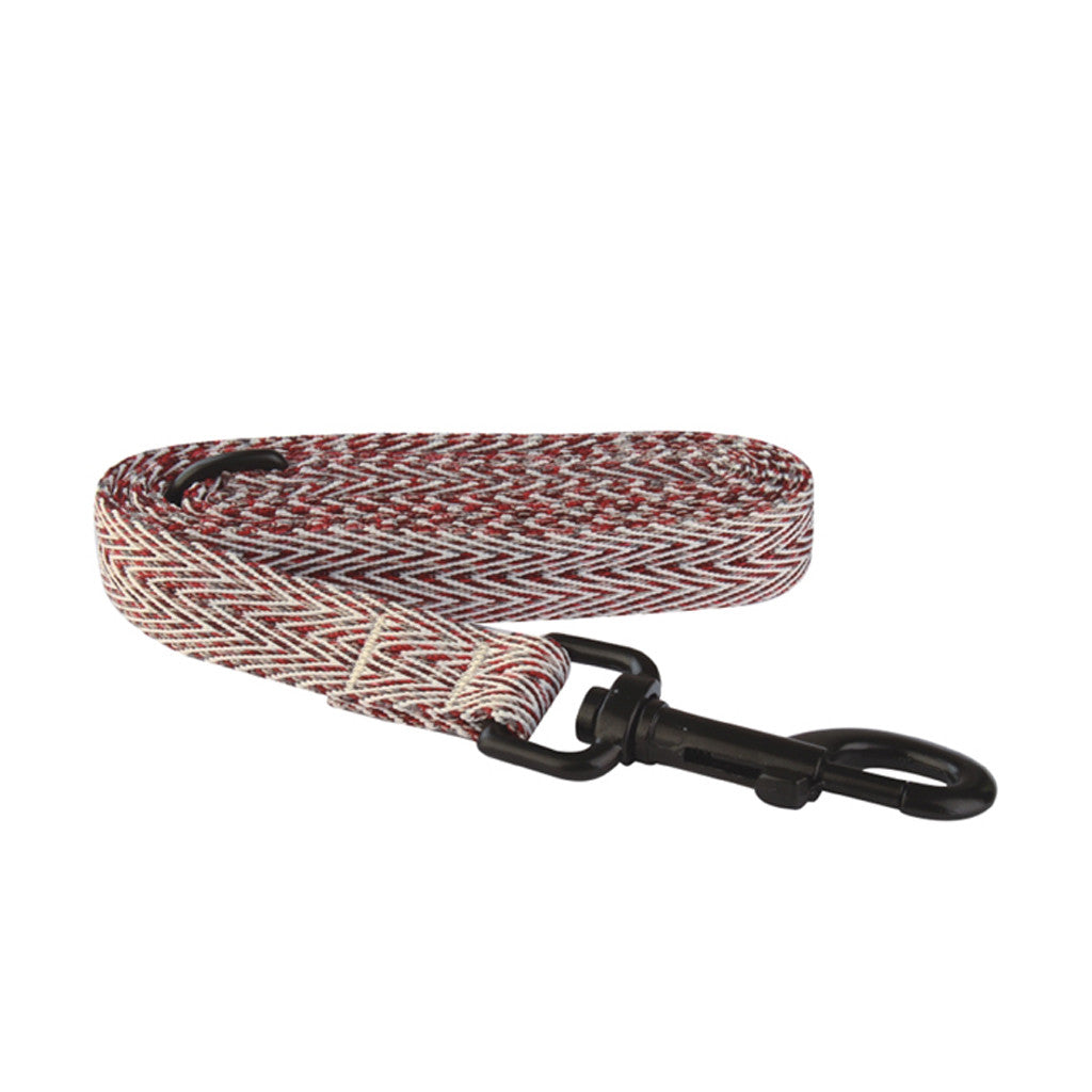 40% OFF: Ipet Mini® Herringbone Collection Dog & Cat Leash (Red & White)