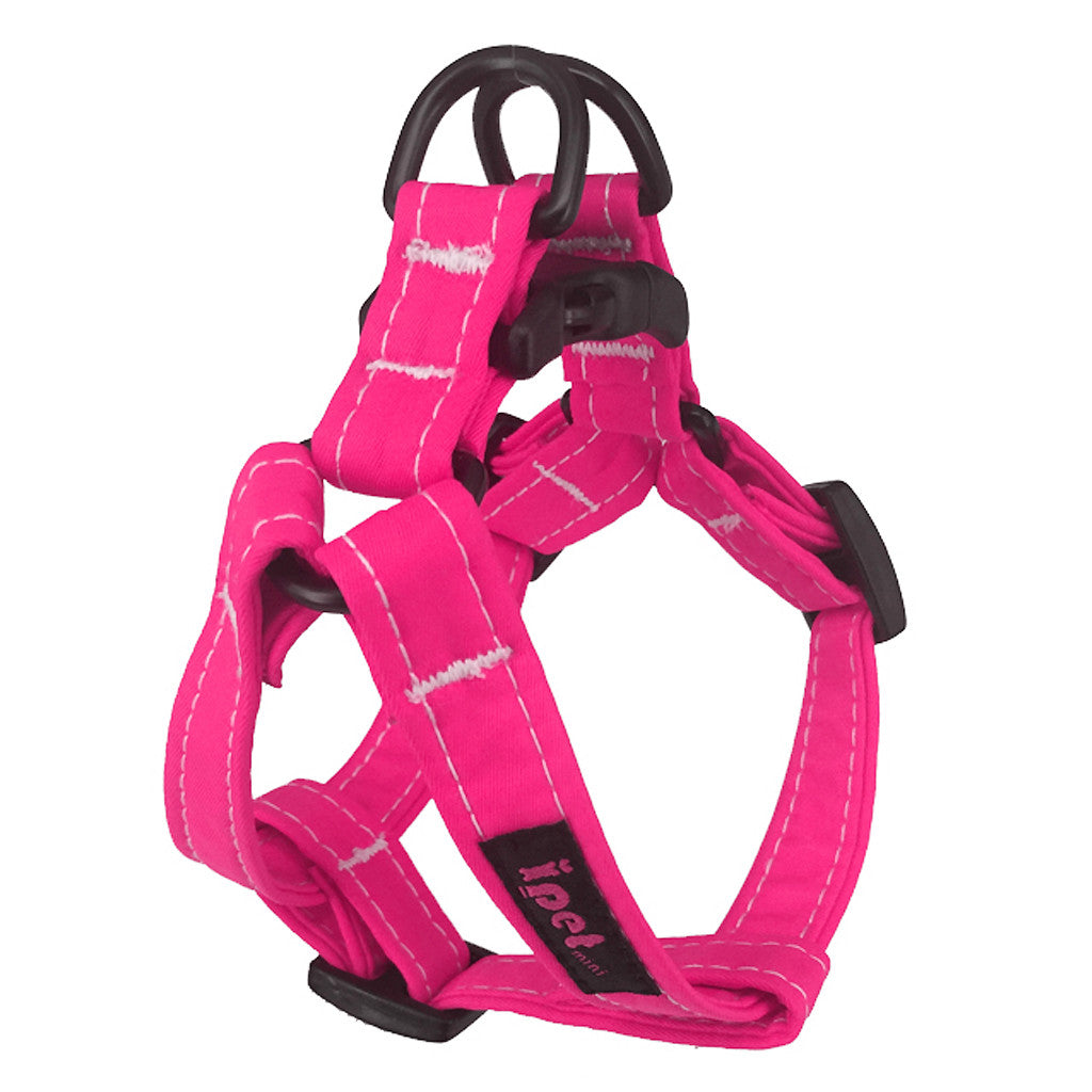 40% OFF: Ipet Mini® Comfort Collection Dog & Cat Harness - Pink (2 sizes)