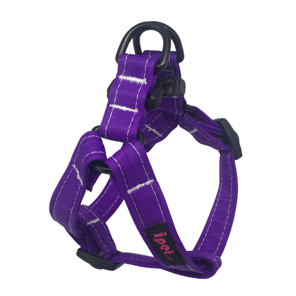 40% OFF: Ipet Mini® Comfort Collection Dog & Cat Harness - Purple (2 sizes)