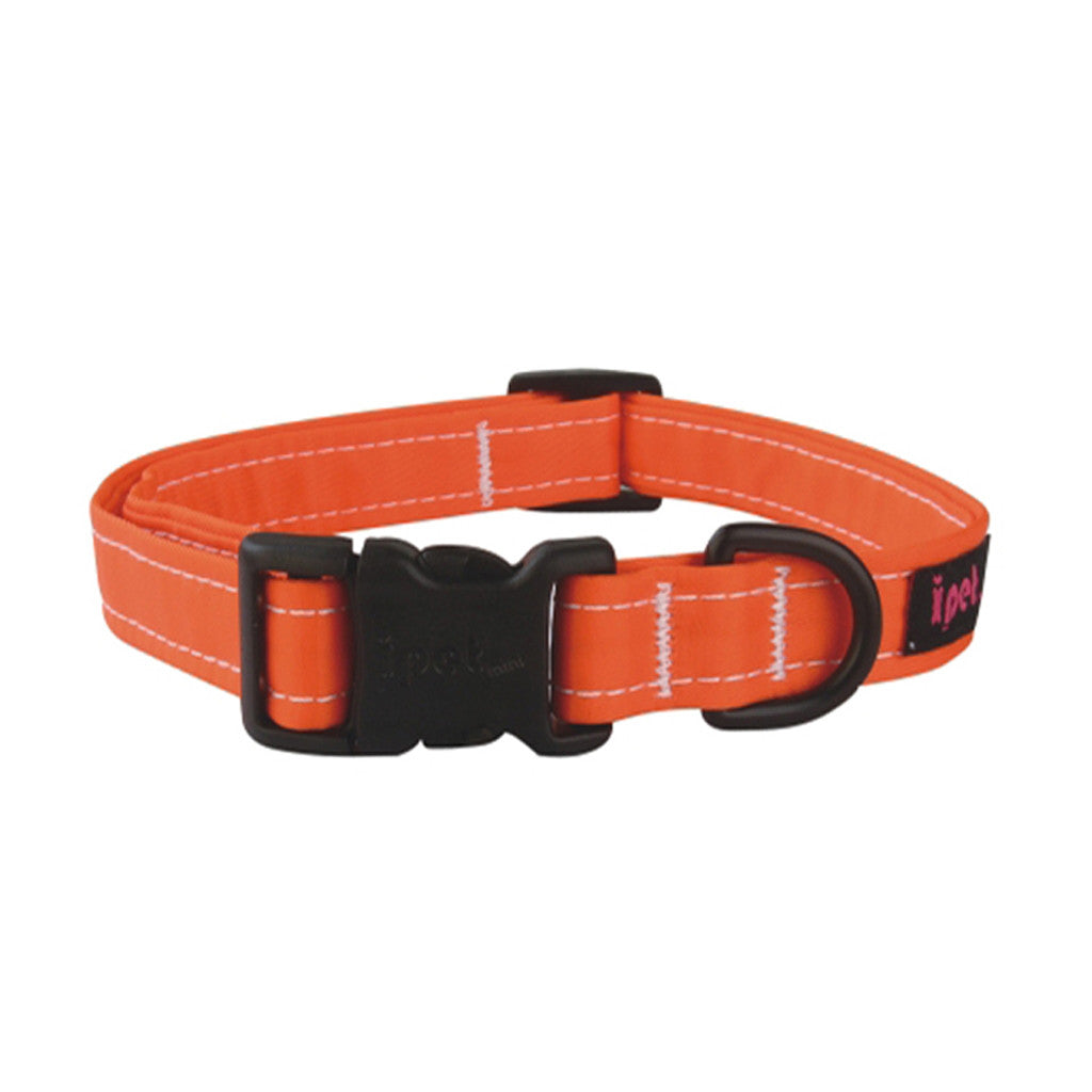 40% OFF: Ipet Mini® Comfort Collection Dog & Cat Collar (Orange)