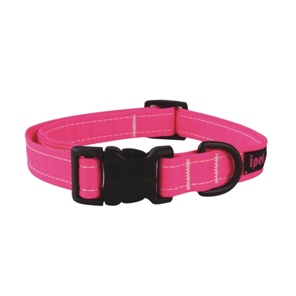 40% OFF: Ipet Mini® Comfort Collection Dog & Cat Collar - Pink (2 sizes)