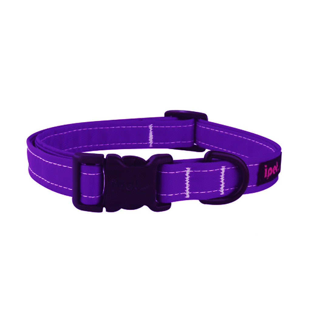 40% OFF: Ipet Mini® Comfort Collection Dog & Cat Collar - Purple (2 sizes)