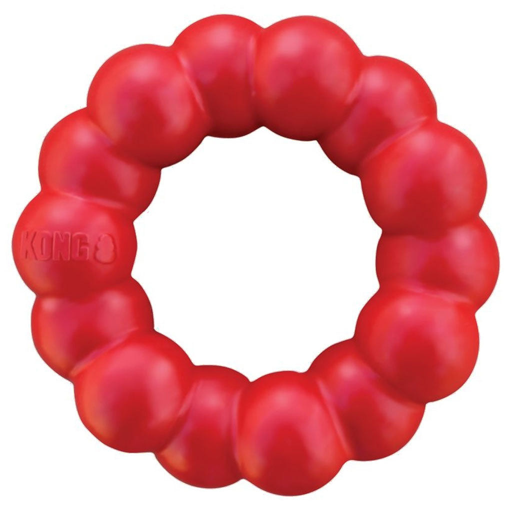 15% OFF [NEW] KONG® Ring Dog Toy (2 sizes)