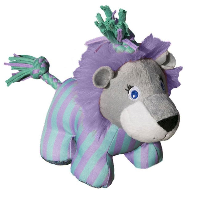 15% OFF [NEW]: KONG® Knots Carnival Lion Dog Toy (2 sizes)
