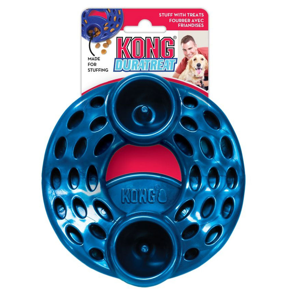 15% OFF [NEW]: KONG® Duratreat Ring Dog Toy (2 sizes)