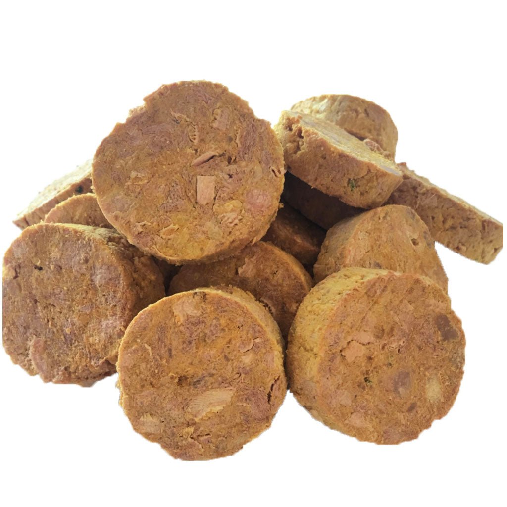 $18 ONLY [XMAS20]: Freeze Dry Australia® Freeze-Dried Lamb Cookie Dog & Cat Treats (100g)