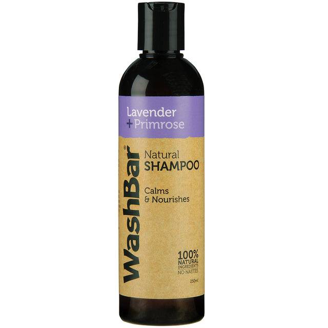 15% OFF: WashBar® Lavender & Primrose Pet Shampoo (250ml)