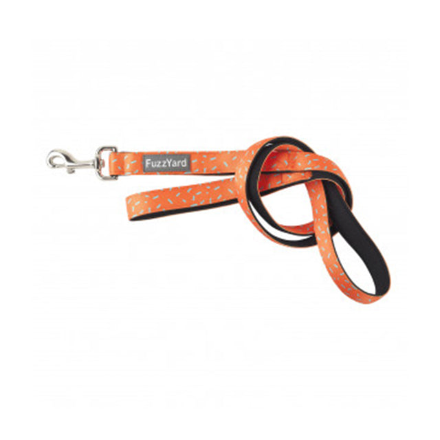 10% OFF: FuzzYard® Burst Neoprene Dog Lead (2 sizes)