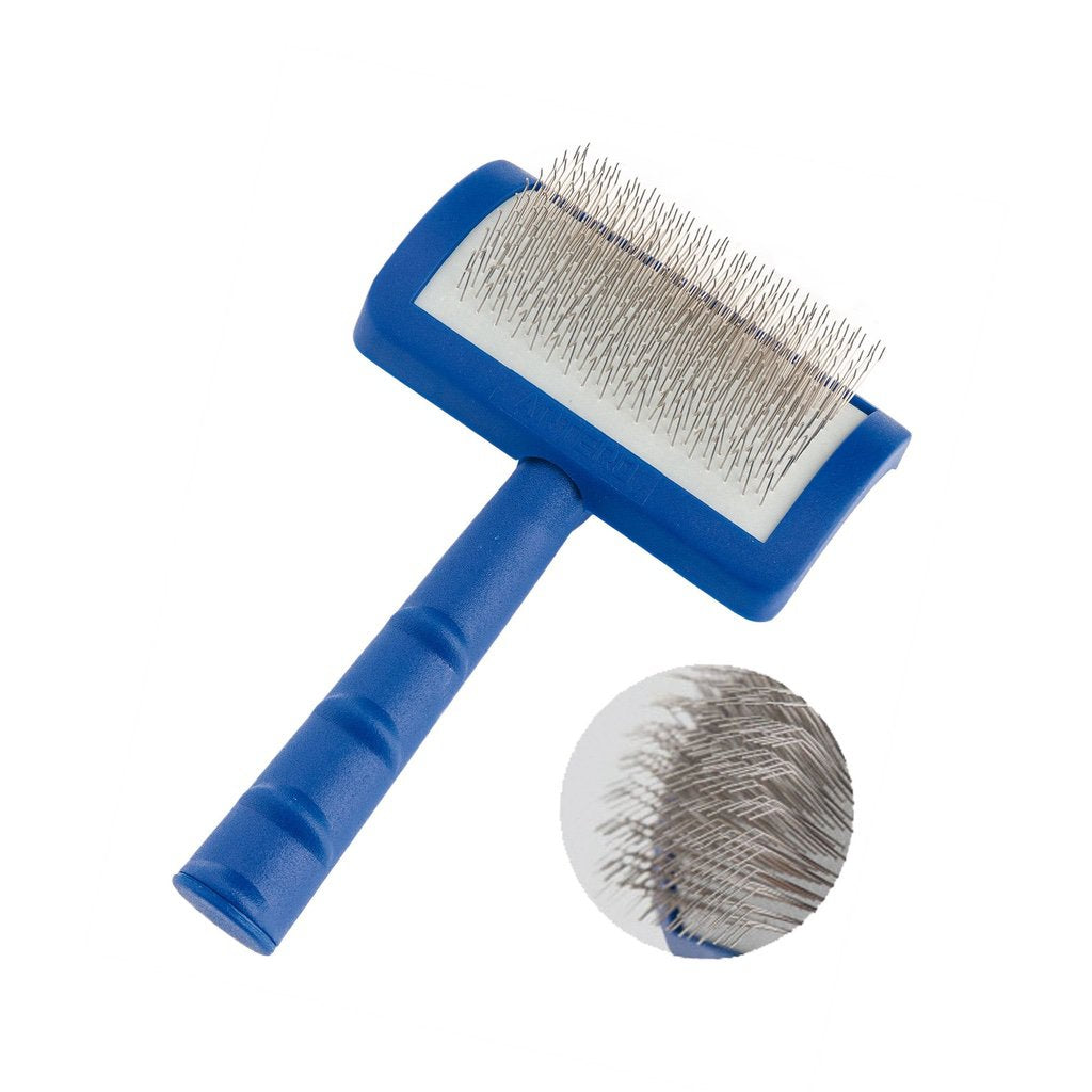 ARTERO®: Blue Medium Pin Universal Slicker Brush