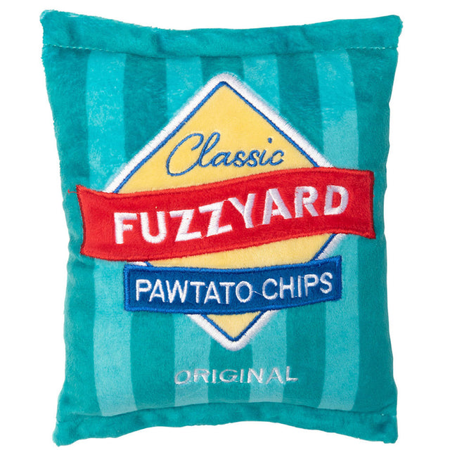 10% OFF: FuzzYard® Pawtato Plush Dog Toy