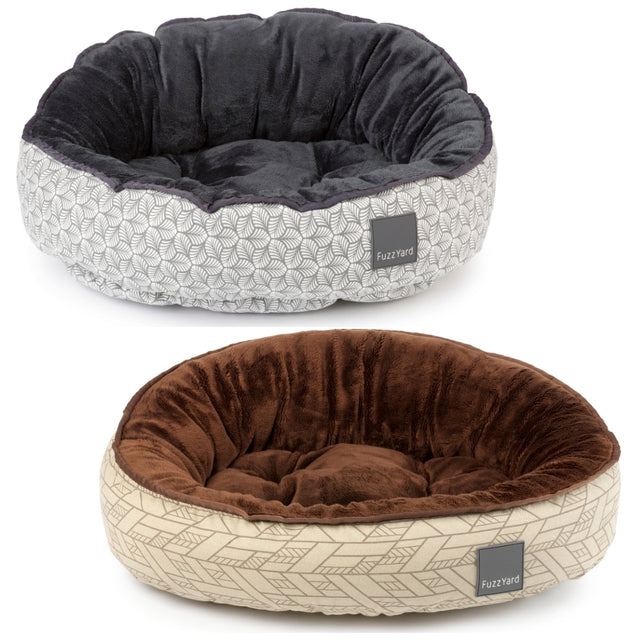 BUY 2 AT 35% OFF [PETSALE]: FuzzYard® Reversible Dog Bed (3 sizes)