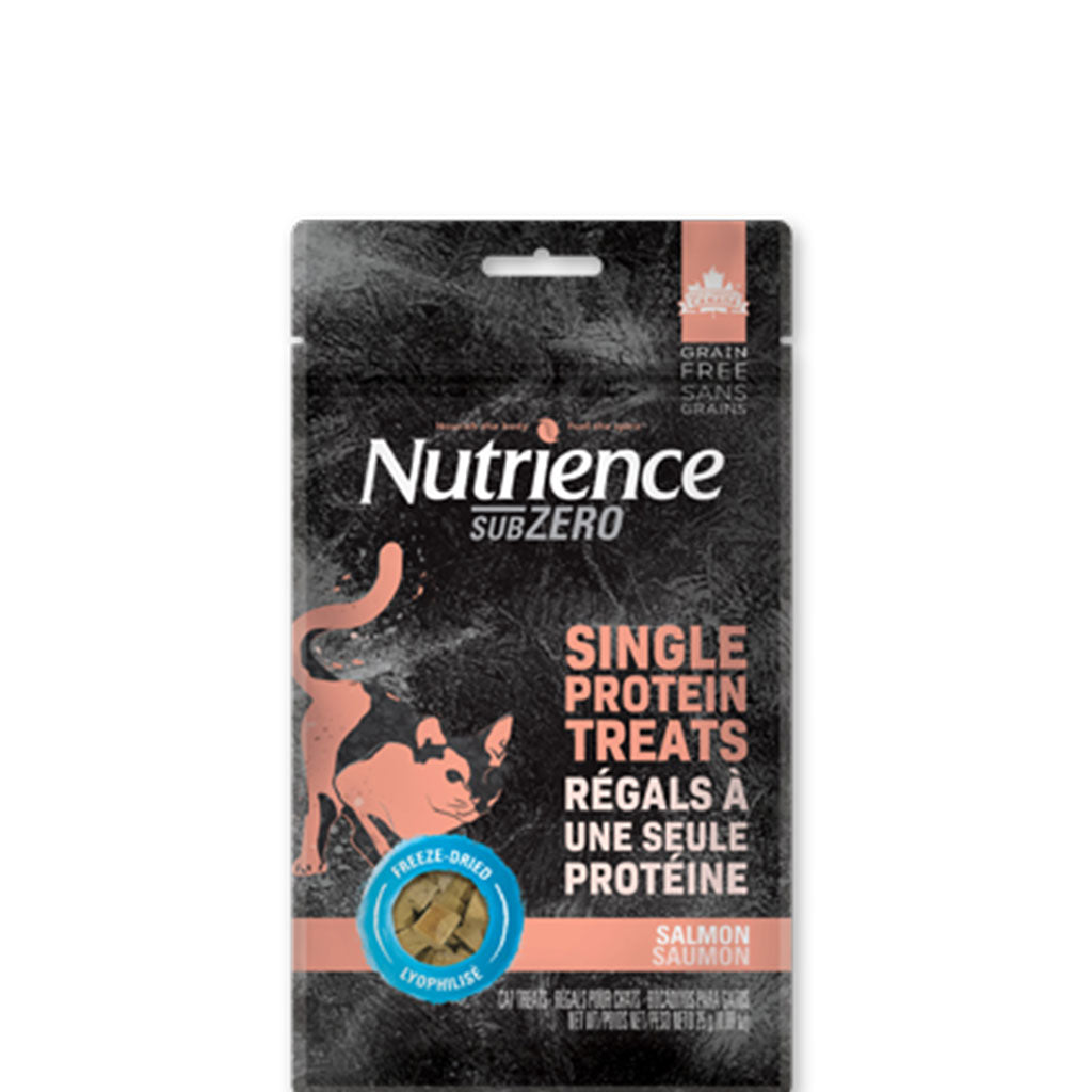 Nutrience® SubZero Freeze-Dried Salmon Cat Treat 30g