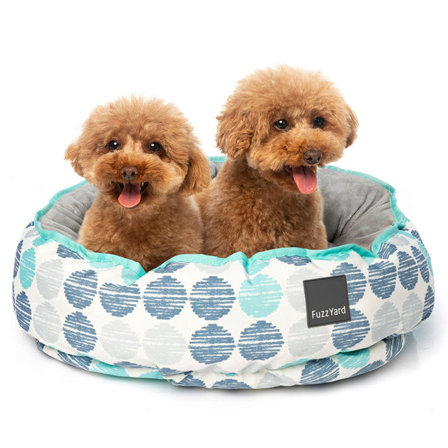30% OFF [CLEAR]: FuzzYard® Reversible Dog Bed – Toronto (3 sizes)