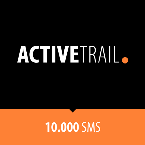 ActiveTrail 10.000 SMS