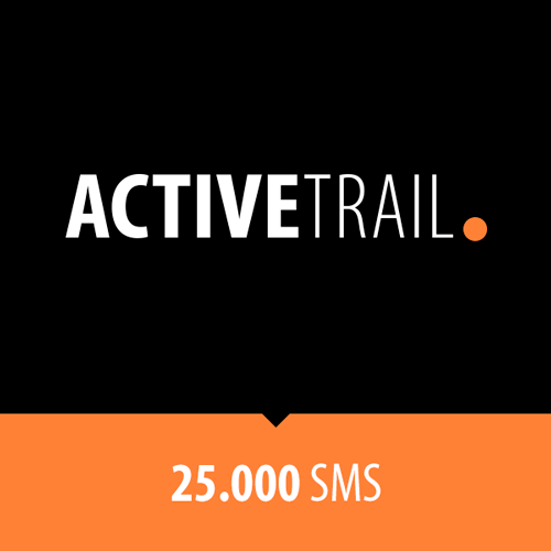 ActiveTrail 25.000 SMS