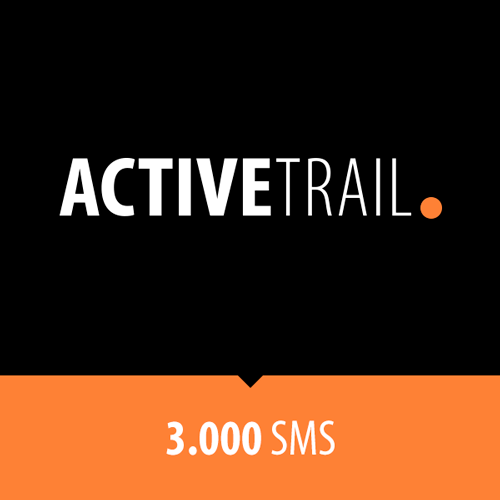 ActiveTrail 3.000 SMS