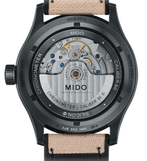 MIDO MULTIFORT CHRONOMETER 美度先鋒系列 M0384313705109