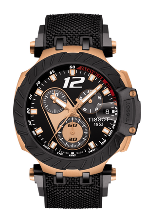 天梭錶 TISSOT T-RACE MOTOGP 2019 CHRONOGRAPH LIMITED EDITION T1154173705700 全球限量4999枚