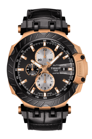 天梭錶 TISSOT T-RACE MOTOGP 2019 AUTOMATIC CHRONOGRAPH LIMITED EDITION T1154273705100 全球限量3,333只