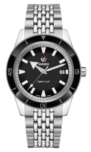 雷達錶 RADO CAPTAIN COOK AUTOMATIC R32505153
