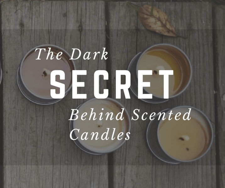 The Dark Secret Lurking Behind Scented Candles and their Natural Alternatives