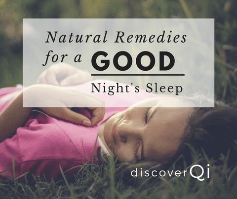 Natural Remedies for Good Night's Sleep