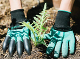 NEW Gardening Gloves with Integrated Claws