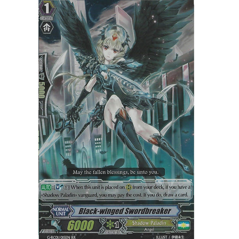 CFV Revival Collection Vol.1 - G-RC01/015EN 'Black-Winged Swordbreaker' RR
