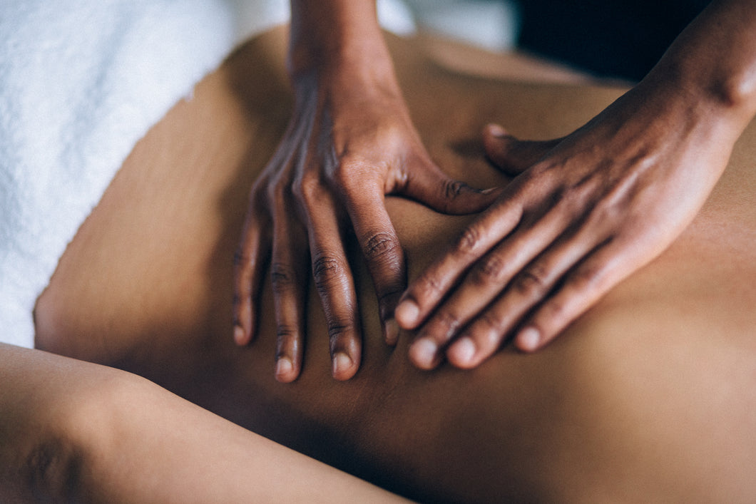 Pack relaxation - 5 massages de 60 minutes