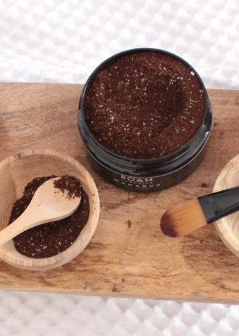 Dry Coffee Scrub - 200g
