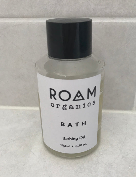 Bath Oil 100mL