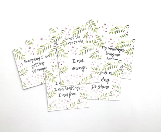 Affirmation Cards - OUT OF STOCK