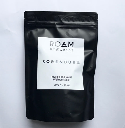 Muscle & Joint Mineral Soak - 200g