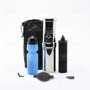 Go Berkey® Kit with Black Berkey® Filter