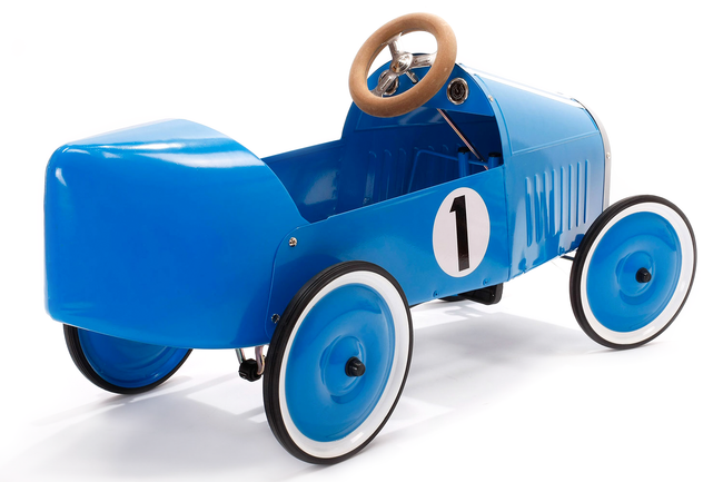Baghera Monthléry Pedal Car